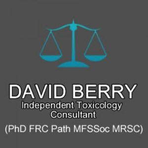 David Berry - Independent Toxicology Consultant